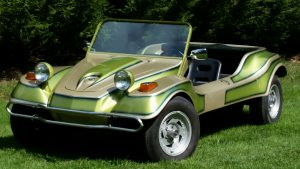 Electric dune buggy by GCDG