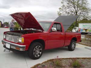 Chevy S-10 e-conversion